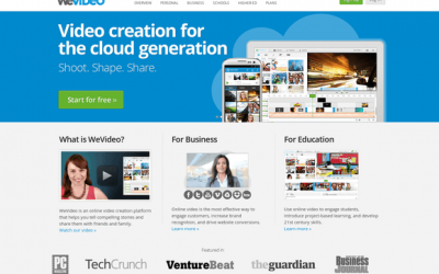 Free Online Video Creation Tool -WEVIDEO