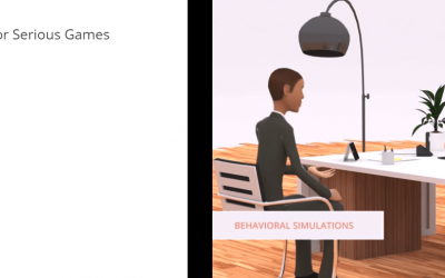 ITY Studio – first authoring tool for Serious Games and 2D and 3D simulations